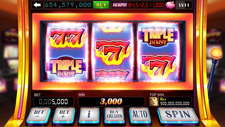 Classic Casino Slots Games screenshot-4