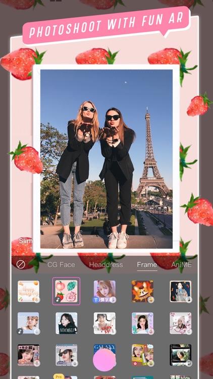 BeautyCam-Trendy selfie app screenshot-6