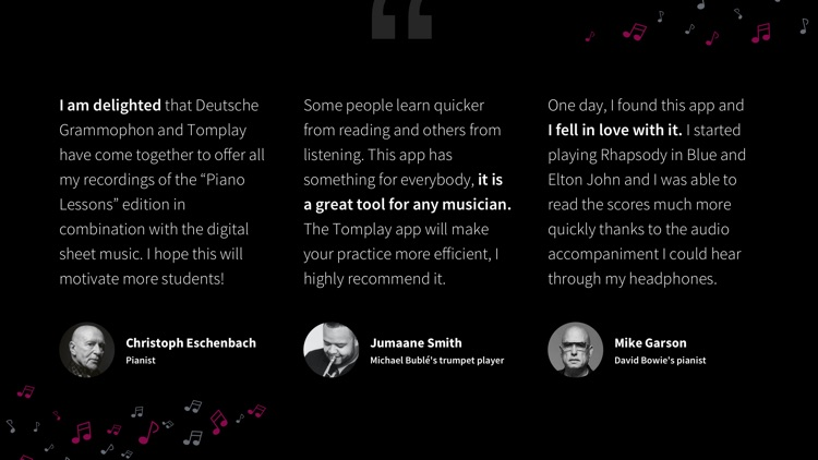 Tomplay Sheet Music screenshot-7