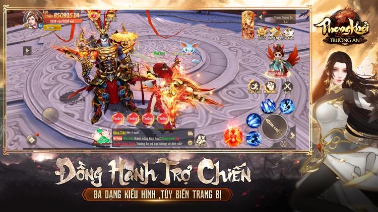 Phong Khởi Trường An screenshot-7