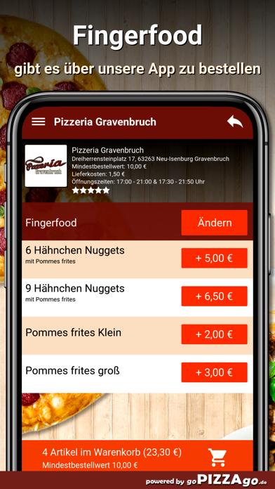 Pizzeria Gravenbruch Neu-Isenb screenshot 6
