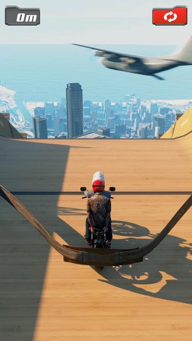 Ramp Bike Jumping screenshot 1