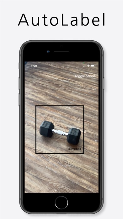 AutoLabel screenshot 1