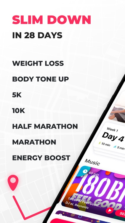 Weight Loss Running by Verv screenshot-6