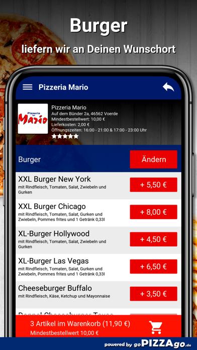 Pizzeria Mario Voerde screenshot 6