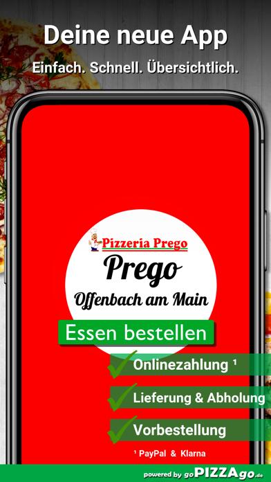 Prego Offenbach am Main screenshot 1