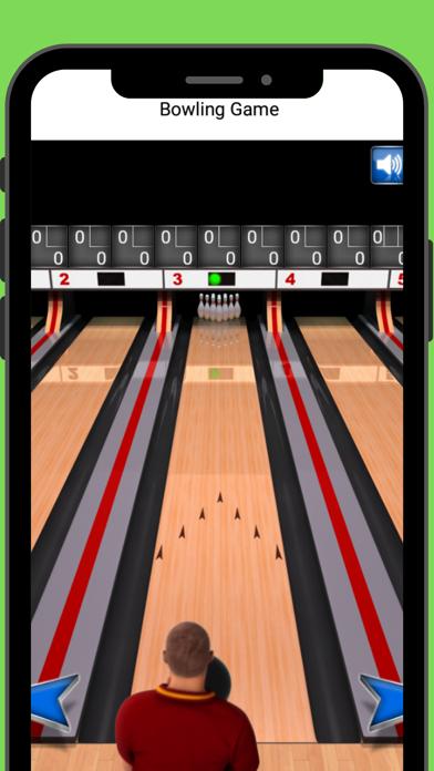 Bowling Game App screenshot 3
