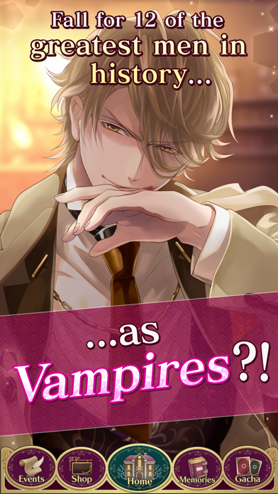 Ikemen Vampire - Otome Game - for windows pc