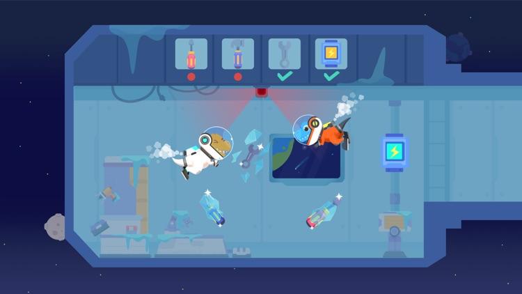 Dinosaur Rocket Games for kids screenshot-8