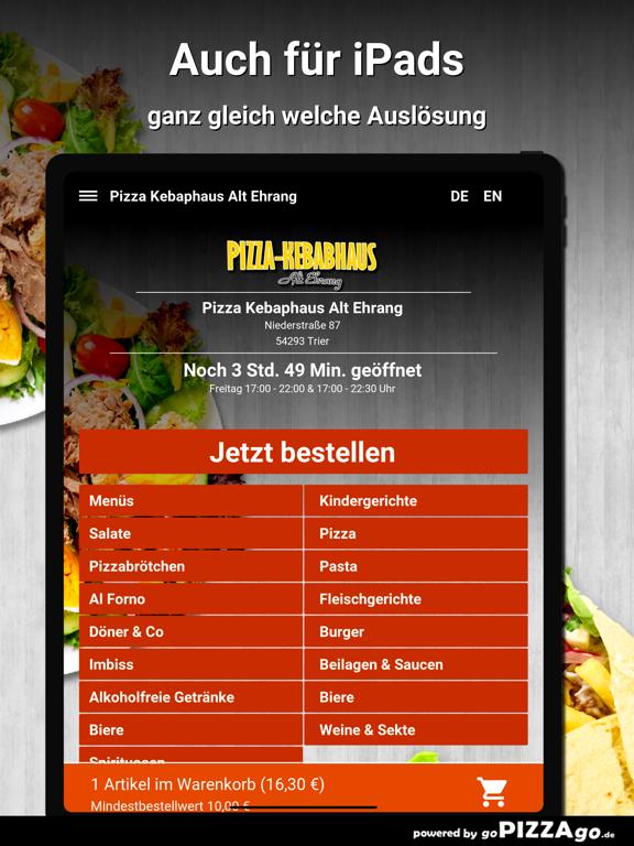 Kebaphaus Alt Ehrang Trier screenshot 7