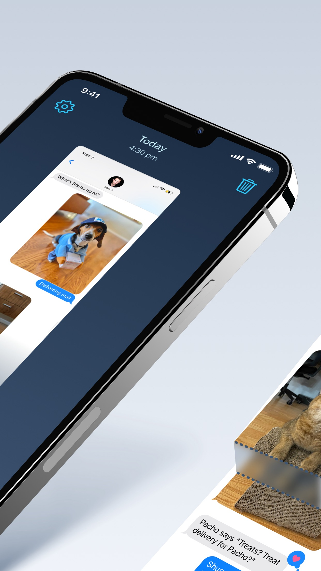 Screenshot do app Tailor - Screenshot Stitching