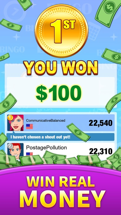 Bingo Cash: Win Real Money for windows pc