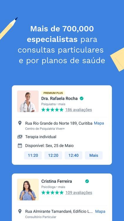 Doctoralia: Cuide da sua saúde