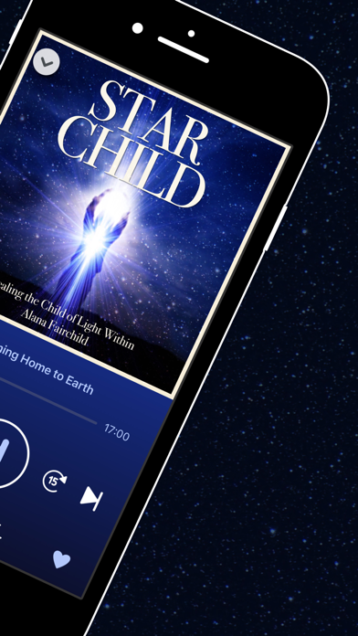 Star Child - Healing the Light screenshot 3