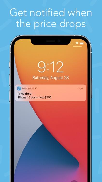 PriceNotify: Price Tracker