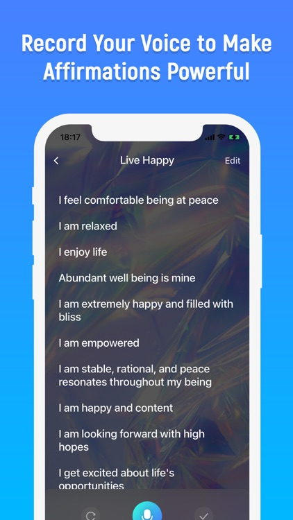 Mindful - Law of Attraction screenshot-4