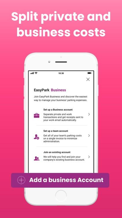 EasyPark - Parking made easy screenshot-7