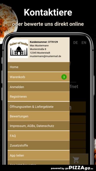 Salar Of India Berlin screenshot 3