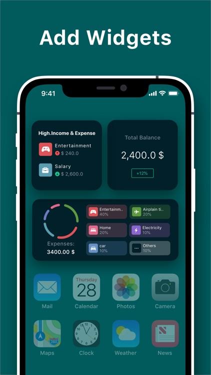 Lilium-Wallet & Money Planner