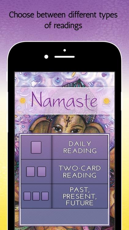 Namaste Blessing & Divination screenshot-4