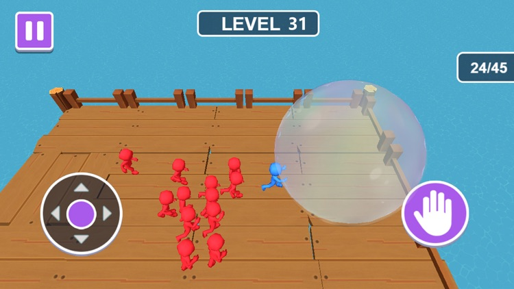 Bubble Hit 3d screenshot-4