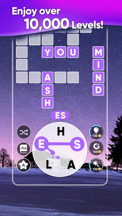 Word Safari Puzzles 2021 screenshot 3