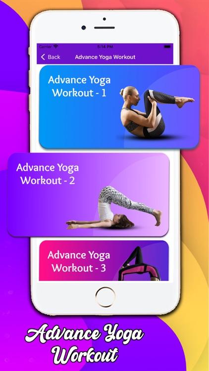 Weight Loss Yoga Exercise screenshot-3