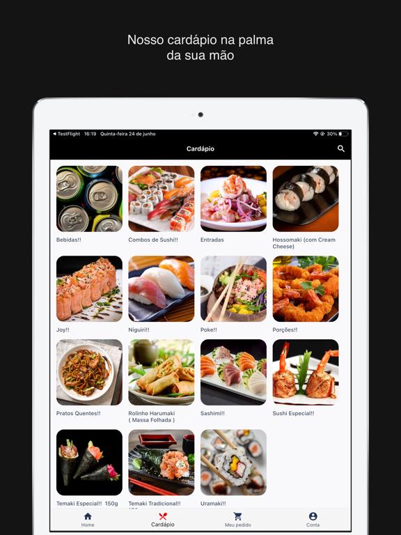 Hyroto Cozinha Oriental screenshot 8