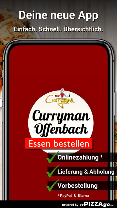 Curryman Offenbach screenshot 1