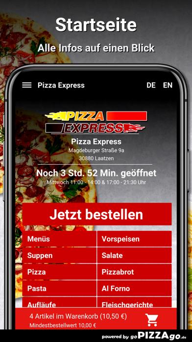 Pizza Express Laatzen screenshot 3