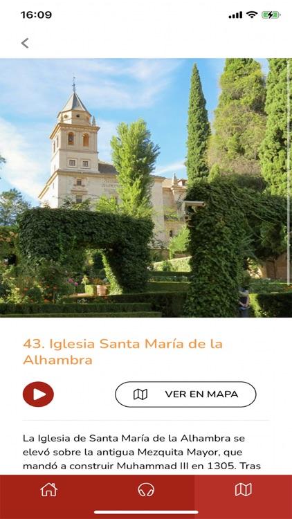 Audioguía Alhambra screenshot-6