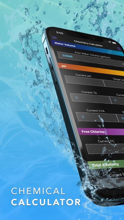 Pool Water Calculator