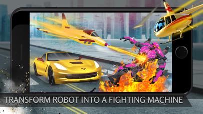 Robot Cars Simulator Games 3D紹介画像1