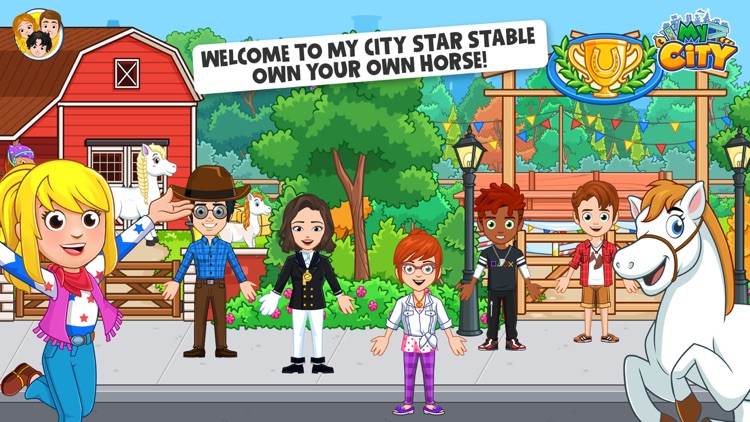My City: Star Stable