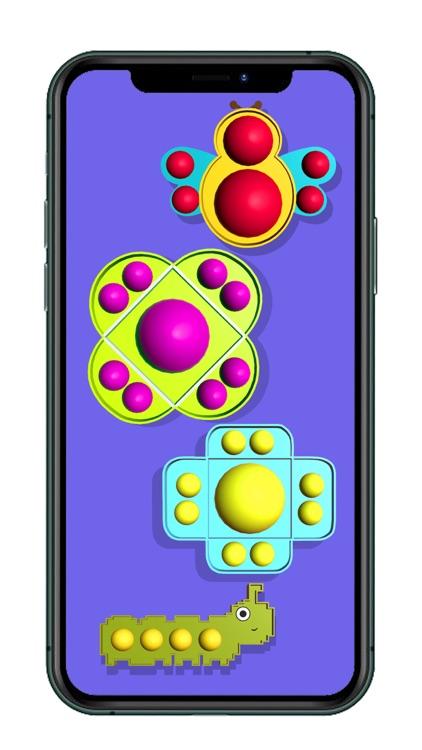 Pop it Fidget Toy 2! DIY ASMR screenshot-3