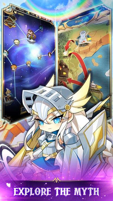 Olympus: Idle Legends
