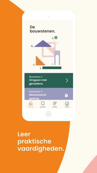 Howtotalk: Positief opvoeden iPhone app afbeelding 2