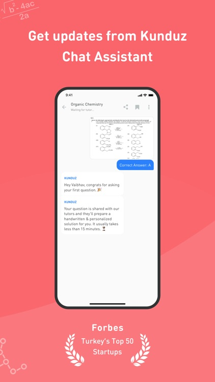 Kunduz - Homework Help App screenshot-5