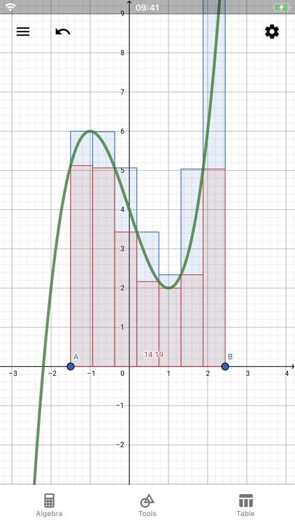 GeoGebra Graphing Calculator screenshot-3