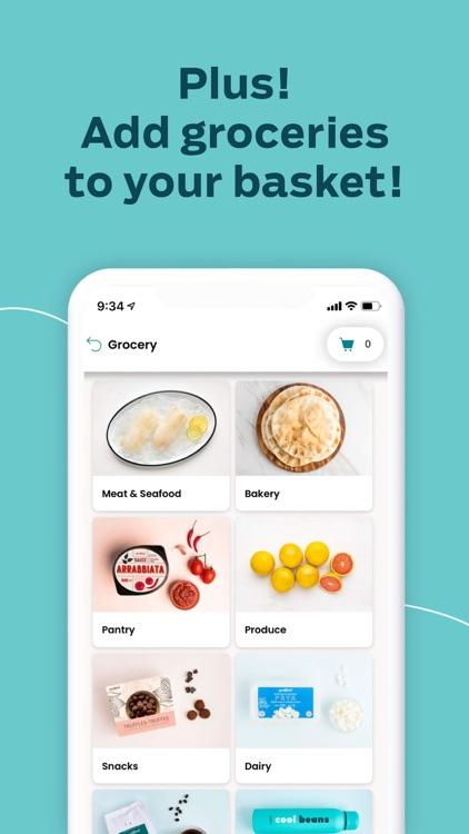 Goodfood: Meal Kit & Groceries screenshot-4