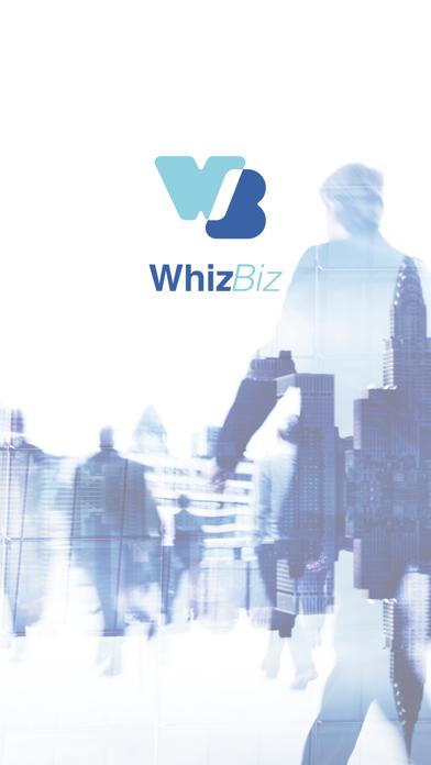 WhizBiz屏幕截图1