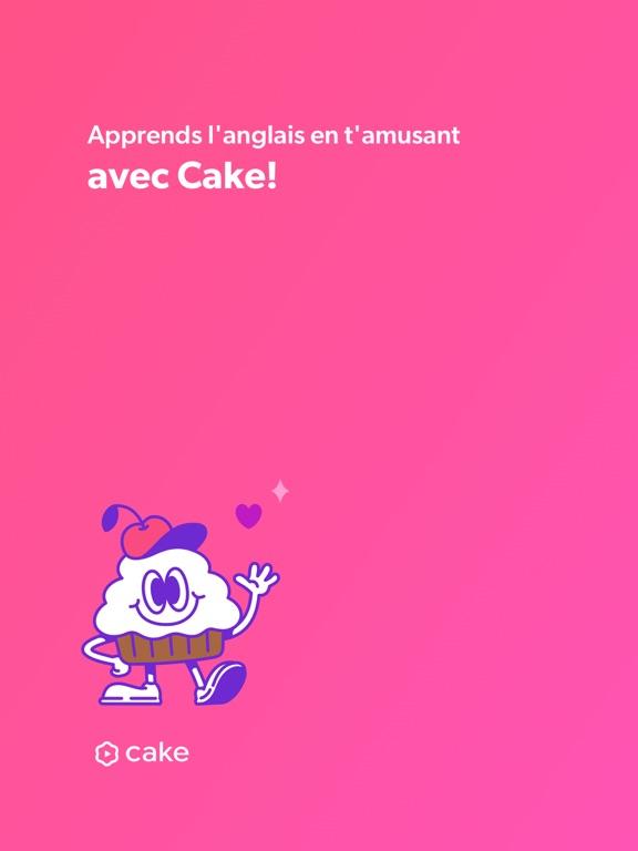 Cake - Apprendre l'anglais