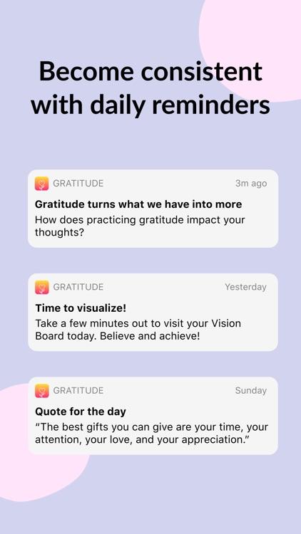 Gratitude: Journal App screenshot-5