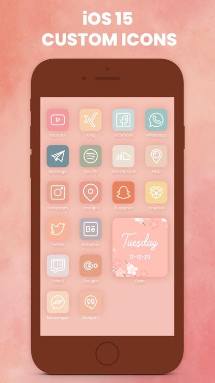 Icon Changer Custom Theme screenshot-0