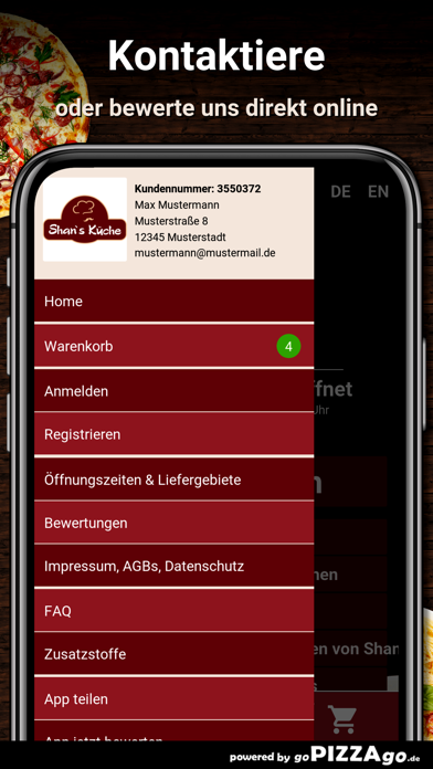 Shans Küche Dortmund screenshot 3