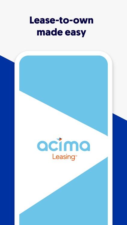 Acima Leasing