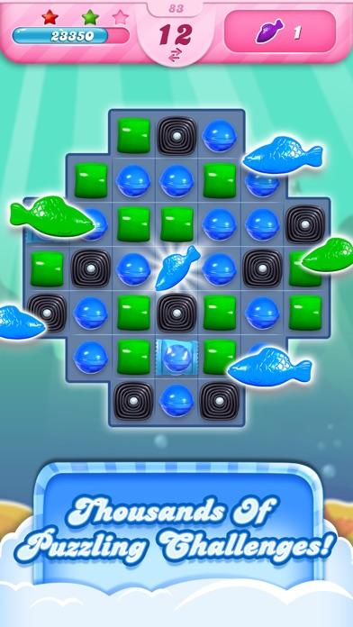 Candy Crush Saga screenshot three