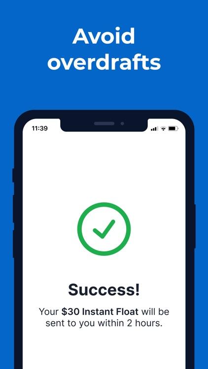 FloatMe: Payday Cash Advance screenshot-3
