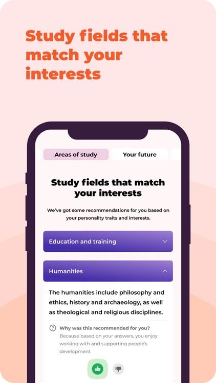 Growmon: Self Evaluation Test screenshot-4