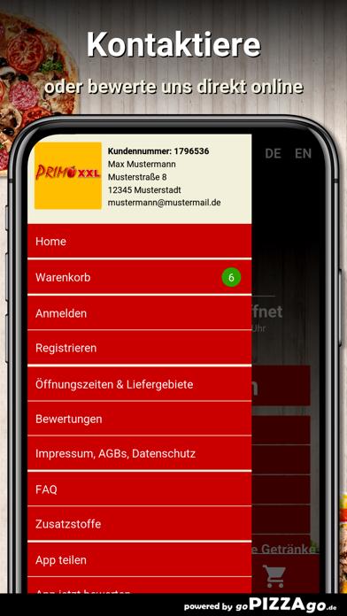 Pizza Primo XXL Münster screenshot 3